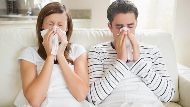 Bệnh cảm cúm thường gặp