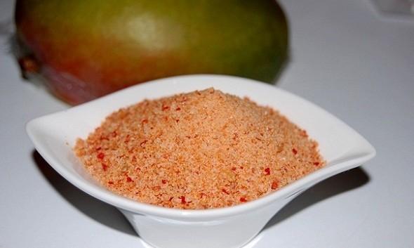 Cách làm muối ớt rang