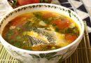 Đổi vị với món canh cá nấu dưa chua cho ngày hè nóng bức