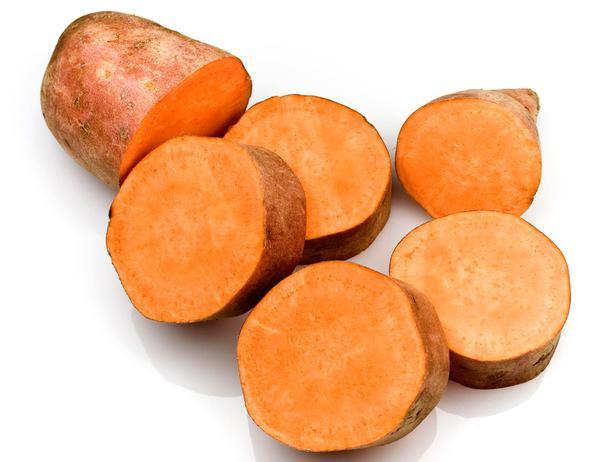 Khoai lang giúp ngăn ngừa bệnh ung thư ,tốt cho tiêu hóa