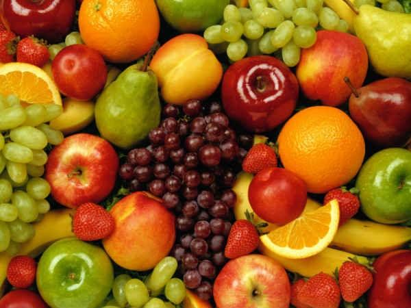 Các loại trái cây cũng hỗ trợ kích thích vòng 1 mở rộng