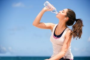 uống nhiều nước