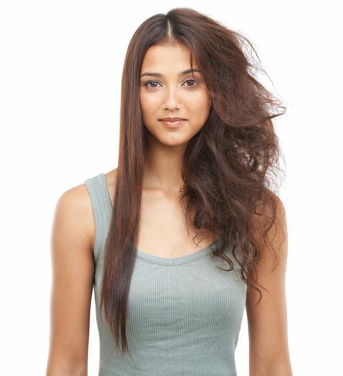 Giải pháp cho mái tóc khô xơ