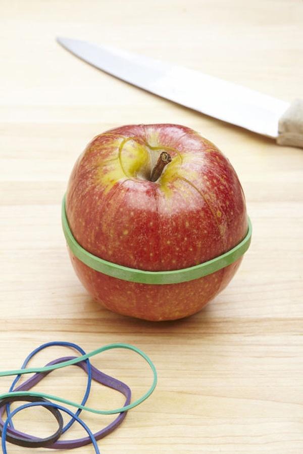Giữ táo lâu tươi