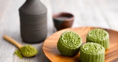 Cực đơn giản với cách làm bánh Trung thu trà xanh thơm ngon.