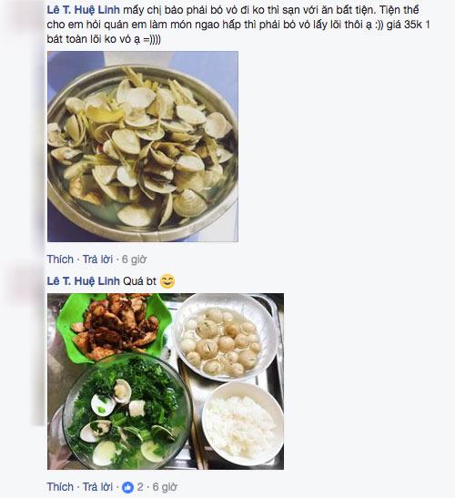 nấu canh ngao, tranh luận cách nấu canh ngao, nồi canh ngao của con dâu