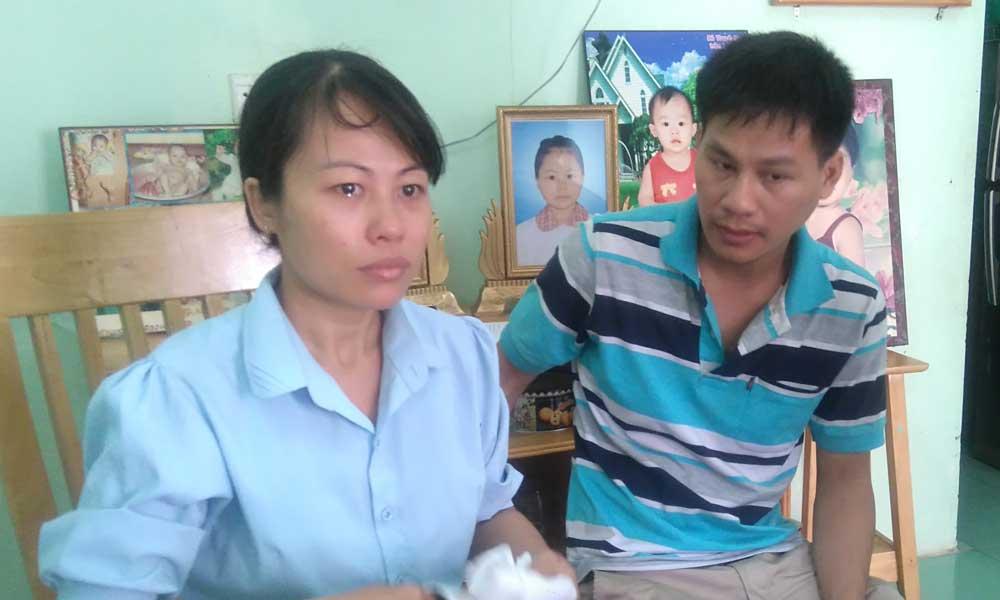 vụ tai nạn thương tâm khiến 2 bé gái tử vong