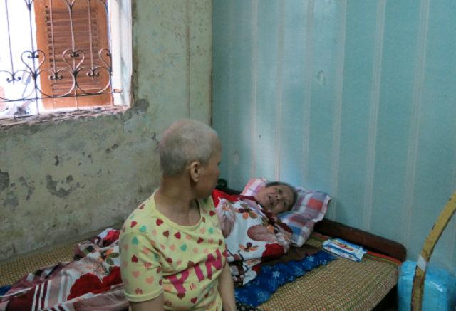 ung thư, vợ mắc ung thư mặc kệ bệnh để chữa cho chồng