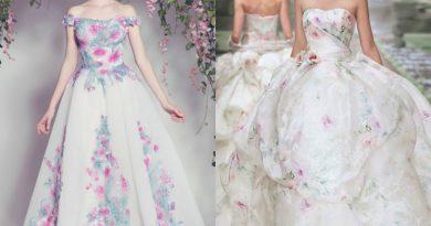 Mùa cưới tới rồi, cùng mê mẩn ngắm những chiếc váy cưới hoa đẹp nhất ai cũng phải mê !
