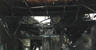 đám cháy thương tâm khiến 3 mẹ con tử vong