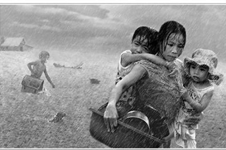 Niềm tin bất diệt, niềm tin trong mưa bão