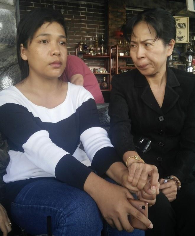 """bà mẹ có con 13 tuổi bị xâm hại tới tự tử mà chết """" tôi chị ước cháu có thể sống lại"""""""