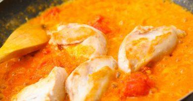 cách làm món thịt gà sốt bơ cực lạ miệng