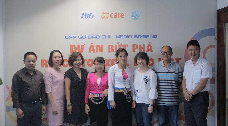 Dự án giúp phụ nữ dân tộc thiểu số tiếp cận dịch vụ tài chính