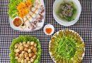 Gợi ý mâm cơm gia đình với nhiều món ăn ngon dễ làm vào ngày mưa