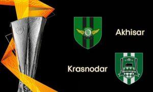Nhận định Krasnodar vs Akhisar