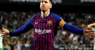 Liệu Messi có kịp trở lại tại chung kết Champions League?
