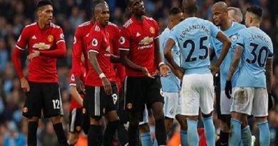 M.U và Man City là 2 đội bóng giàu nhất Ngoại hạng Anh