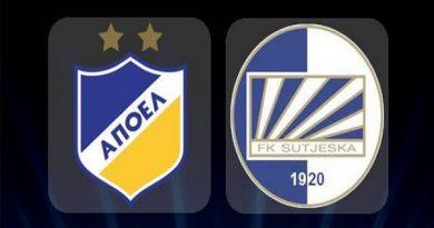 Phân tích kèo APOEL Nicosia vs Sutjeska, 0h00 ngày 31/07