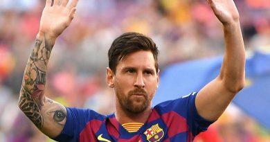 Tin bóng đá 13/8: Messi sẽ lỡ trận đầu tiên cùng Barca