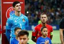 Giúp Bỉ giành 3 điểm, Courtois cán mốc 200 trận sạch lưới