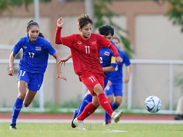 HLV Mai Đức Chung chỉ ra điểm yếu của tuyển nữ Việt Nam