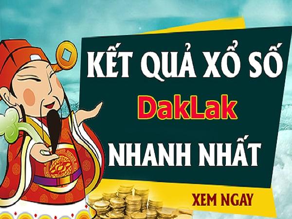 Dự đoán kết quả XS Daklak Vip ngày 26/11/2019