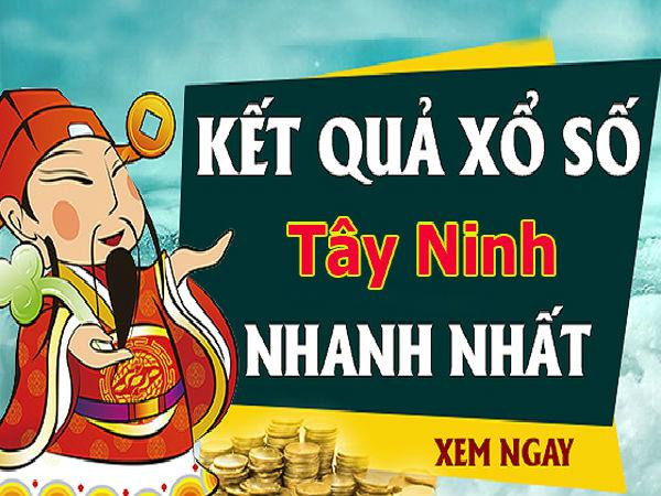Dự đoán kết quả XS Tây Ninh Vip ngày 14/11/2019