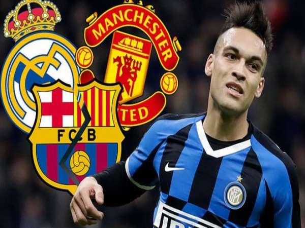 Barca săn siêu bom tấn Martinez tái mặt vì Real Madrid phá đám
