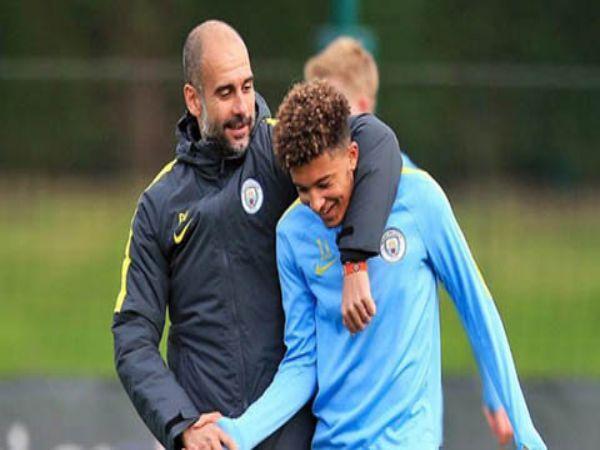 Sancho sẽ trở lại Man City nếu có cơ hội
