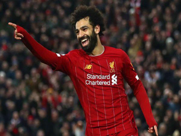 Salah cầu thủ thứ 4 gia nhập CLB 100 của Liverpool