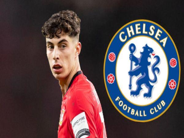 Kai Havertz sốt ruột vì Chelsea