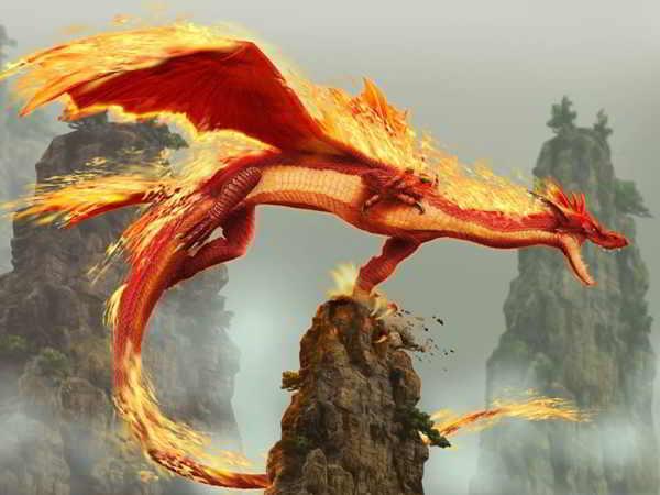 Nằm mơ thấy rồng là điềm báo điều gì?