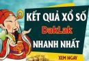 Soi cầu dự đoán XS Daklak Vip ngày 26/01/2021