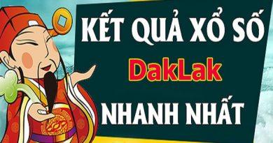 Soi cầu XS Daklak chính xác thứ 3 ngày 22/09/2020