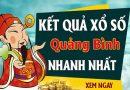 Soi cầu XS Quảng Bình chính xác thứ 5 ngày 15/10/2020