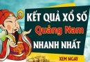 Soi cầu XS Quảng Nam chính xác thứ 3 ngày 27/10/2020