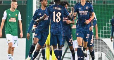 Tin bóng đá trưa 4/12: Pháo thủ tiếp đà thăng hoa ở Europa League