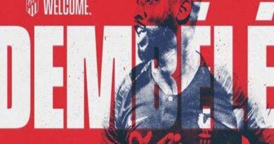 Tin thể thao tối 15/1 : Atletico Madrid mượn Dembele từ Lyon