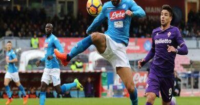Nhận định kèo Châu Á Napoli vs Fiorentina (18h30 ngày 17/1)