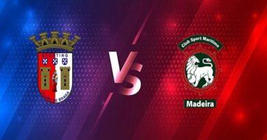 Soi kèo Sporting Braga vs Maritimo – 04h00 08/01, VĐQG Bồ Đào Nha