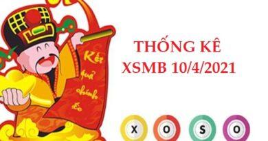 Thống kê loto gan SXMB 10/4/2021 thứ 7