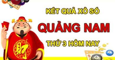 Phân tích XSQNM 13/4/2021 chốt KQXS Quảng Nam thứ 3