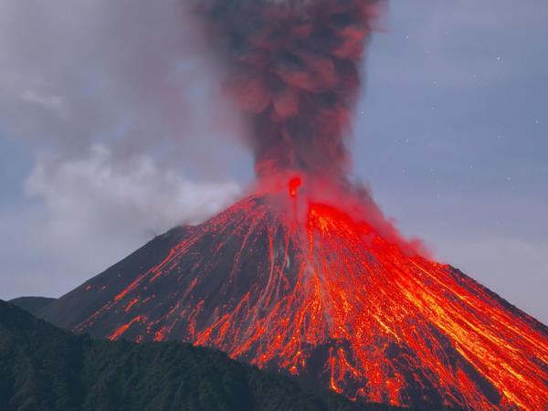 Mơ thấy núi lửa đánh con xổ số nào hôm nay ăn chắc?