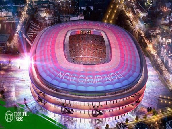 Sân vận động Camp Nou - Thú vị SVĐ Camp Nou của Barca