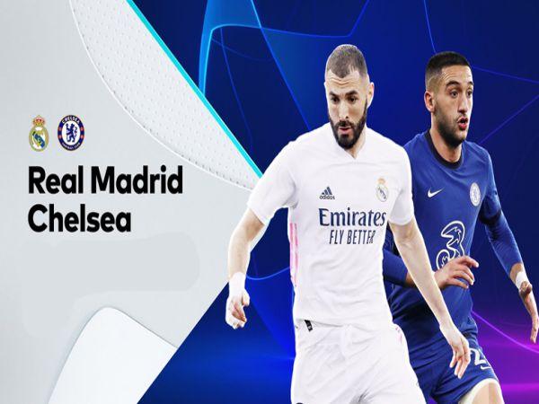 Soi kèo Real Madrid vs Chelsea, 02h00 ngày 28/4 - Cup C1 Châu Âu