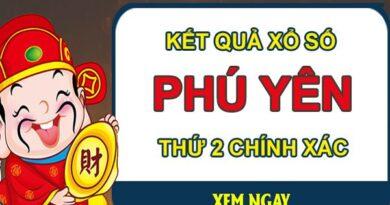 Soi cầu KQXS Phú Yên 17/5/2021 thứ 2 cùng cao thủ
