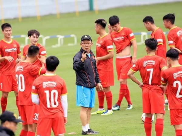 Bóng đá Việt Nam 25/5: HLV Park Hang Seochốt quân dự VL World Cup 2022