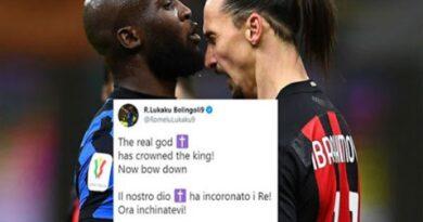 Tin bóng đá chiều 4/5: Lukaku ăn mừng khiêu khích Ibrahimovic