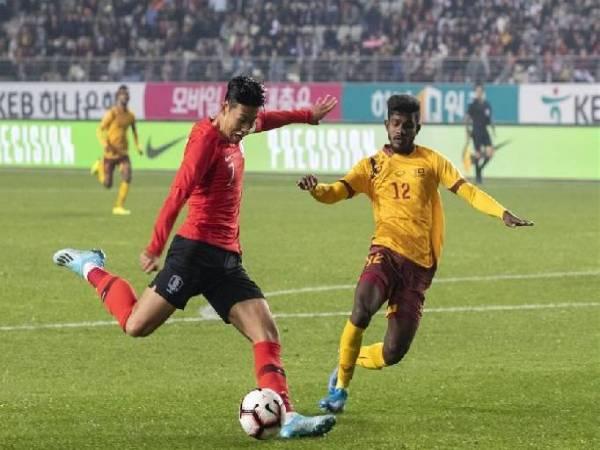 Dự đoán soi kèo hiệp 1 Sri Lanka vs Hàn Quốc, 18h ngày 9/6